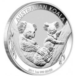 AUSTRALIAN KOALA 2011 (1OZ)