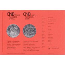 Certifikát PSM 100. výročí...