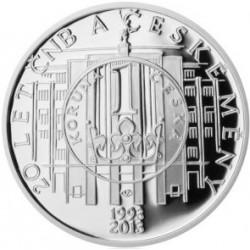 20.let ČNB a české měny...