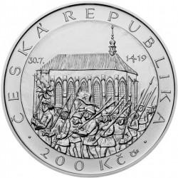 První pražská defenestrace...
