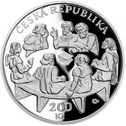Vydání čtyř pražských...